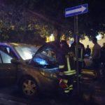 Locorotondo: nuovo principio di incendio in Via Gorizia