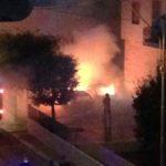 Ennesimo incendio a Locorotondo: due autovetture in fiamme