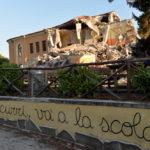 Scuola crollata ad Amatrice: accertamenti a Locorotondo