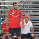 Mister Vito Basile lascia la Football Five Locorotondo