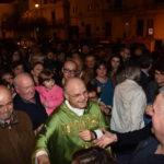 Chiesa del Carmine, dopo 31 anni l'addio di don Michele: i saluti alla comunità