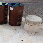 Ceglie Messapica: Polemica per i contenitori della differenziata