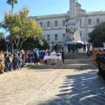 Monumento dei Caduti, iniziato il restauro dell'opera