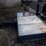 Ceglie Messapica: Alcuni danni in città causati dal forte vento dei giorni scorsi
