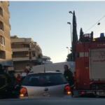 Incidente: uomo incastrato nella propria auto liberato dai vigili del fuoco
