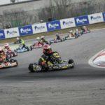 Francesco Pulito il 12° pilota sui 104 della 60 mini