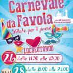 Carnevale 2017: si torna a sfilare a Locorotondo. Ecco gli appuntamenti