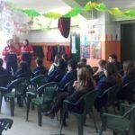 Protezione Civile tra i banchi. L'Associazione Carabinieri incontra i ragazzi delle scuole medie