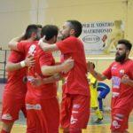 Football Five: con l'Andria sigla la ventiduesima vittoria