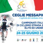 Ceglie Messapica: Il prossimo mese ct nazionale ciclismo e presidente federazione ciclismo in città