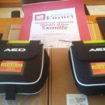 """L'Associazione Orizzonti Futuri dona 2 defibrillatori all'Istituto Comprensivo Statale """"Marconi Oliva"""""""