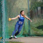 Alteratletica: Francesca Raffaello è medaglia di bronzo nel lancio del disco