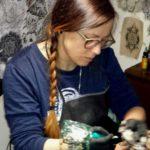 Isa Mellone si conferma una delle migliori tatuatrici italiane