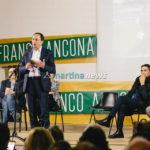 Per Amore di Martina: Ancona riparte da un anno fa.