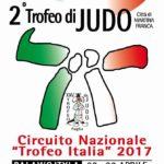 Mr Judo 2017, tante medaglie per gli atleti di Martina Franca