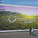 Figuraccia della Regione Puglia. Sulle brochure una foto di Santiago del Cile