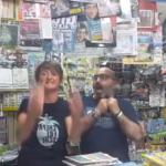 """Silvana Topin e Francesco Curri presentano: """"Edicola Loco"""""""