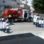 """A scuola di Protezione Civile. Ieri simulazione di evacuazione alla """"Giovanni XXIII"""""""
