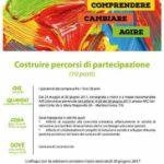 """Servizio civile: a Locorotondo 10 posti per il progetto: """"Costruire percorsi di partecipazione""""."""