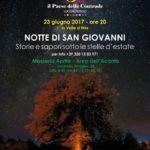 """Tutto pronto per la """"Notte di San Giovanni in Valle d'Itria"""""""