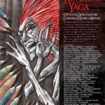 Manuscripta a sostegno dei bambini di Taranto: 80 disegnatori contro la strega  ILVArum Yaga