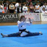 Taekwondo. Ad Arezzo la martinese Federica Diamante ancora a medaglia