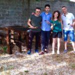 Locorotondo: il Consiglio permanente di confronto rigenera un'area picnic in c.da Cerrosa
