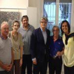 Ceglie Messapica: Joan Mertens vicedirettore del dipartimento greco – romano del Metropolitan Museum di New York in visita presso il museo cegliese