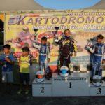 Caldo record per i kart della Coppa Puglia