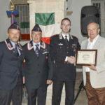 Associazione Nazionale Carabinieri: consegnati gli attestati ai veterani martinesi