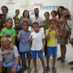 Storie di sofferenze e accoglienza: 10 bambini saharawi a Martina Franca