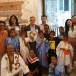 Il saluto del Comune di Martina Franca ai bambini del popolo saharawi