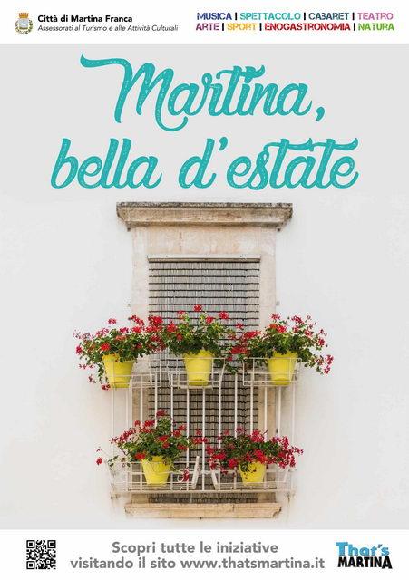 Calendario Eventi Martina Franca.Eventi Estivi Arriva Il Calendario Di That S Martina