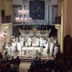 Locorotondo accoglie il nuovo parroco Don Adrinano