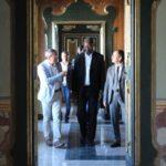 Importante imprenditore africano in visita a Martina Franca. Confindustria aperta ai mercati esteri