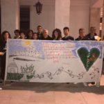 Fiaccolata della Solidarietà per Amatrice: a Locorotondo raccolti 1000 Euro