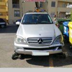 Martina Franca, sequestrato un SUV ricercato a livello internazionale