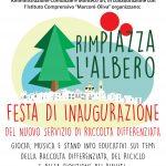 RimPiazza l'Albero: festa di inaugurazione per il nuovo servizio Monteco