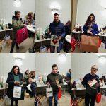 Fashion district e solidarietà. La lotteria per sostenere la lotta contro la violenza è stata un successo