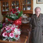 Nonna Melozza spegne le 105 candeline