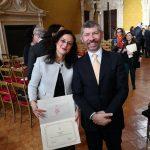 """Il premio """"Leonardo"""" a Elena Lilli, ingegnere di Martina Franca"""