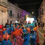 Locorotondo: domani l'ultimo appuntamento con il Carnevale