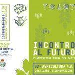 Agricoltura e innovazione. Domani Bosch e Università di Bari a Martina Franca