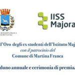 IISS Majorana, domani l'Albo d'oro degli ex studenti. Premio per Valentino Marangi