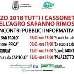 Monteco: Tutte le novità del nuovo servizio di raccolta rifiuti nell'agro, in programma gli ultimi incontri pubblici