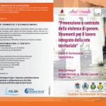 """Centro Antiviolenza """"Andromeda"""": al via il nuovo corso di prevenzione e contrasto della violenza di genere"""
