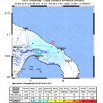 Scossa di terremoto nell'Adriatico sentita in tutta la Valle d'Itria