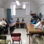 Volontariato. La Commissione comunale incontra il Cav Martina Franca
