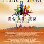 Festa dello Sport 2018, gli eventi del 10 giugno a Locorotondo