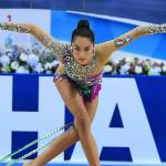 A Martina Franca la promessa della ginnastica italiana Alexandra Agiurgiuculese. L'intervista
